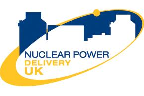 Nuclear Power Delivery UK logo